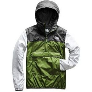 The North Face Fanorak Pullover Jacket